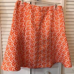 Jones New York Flare Skirt